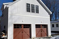 New Carriage Garage in Saratoga County, NY